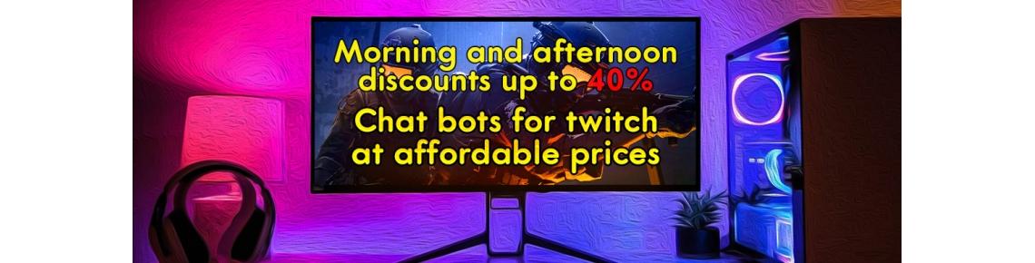 Stream bot buy